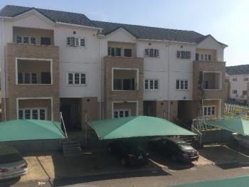 Luxury 4-bedroom Terrace Duplex with Bq, Idris-gidado Street, Wuye, Abuja, Terraced Duplex for Rent