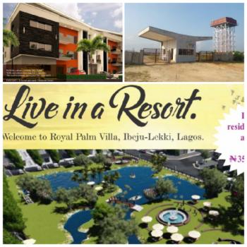 Premium Land Plots in Resort Based Estate with Golf Course + Artificial Lake + Theme Park + Swimming Pool, Royal Palm Villa, Lekki - Epe Express Way, Ibeju Lekki, Lagos, Mixed-use Land for Sale