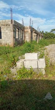 780sqm, R of O, Foundation Stage with Approval for 3 Units of 2 Bedroom Flats, Jahi, Abuja, Residential Land for Sale