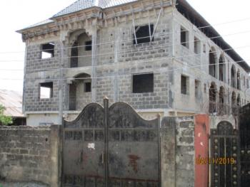 a Mega Plot of Land Under Development with  6 Large Flats ,3 Bedrooms and Standard Parking Space in a Very Conducive Area, Jakande / Bucknor, Isolo, Lagos, Residential Land for Sale