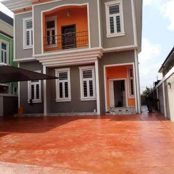 Luxury 5 Bedroom Duplex with a Room Bq and Excellent Facilities, Magodo Phase 1, Magodo, Lagos, Detached Duplex for Sale