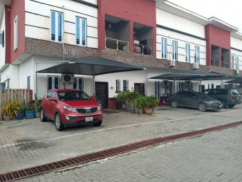 Luxury 4 Bedroom Fully Serviced Terrace House Exquisitely Finished, Off Orchid Road, Van Daniels Street, Lekki Phase 2, Lekki, Lagos, Terraced Duplex for Rent