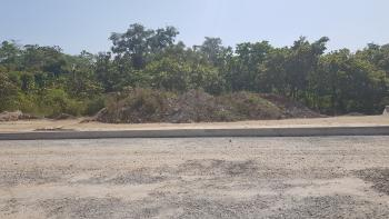 2000sqm Flat Land with Bills Fully Paid, Behind Gilmore Office, Guzape District, Abuja, Residential Land for Sale