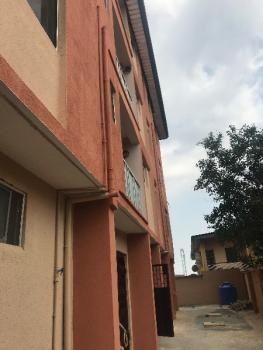 Newly Renovated 2 Bedroom Apartment, Modupe Estate, Akoka, Yaba, Lagos, Flat for Rent