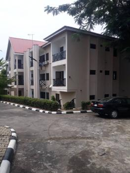 Well Renovated 3 Bedrooms Serviced Apartment with Bq, Off Aminu Kano Crescent, Wuse 2, Abuja, Flat for Rent