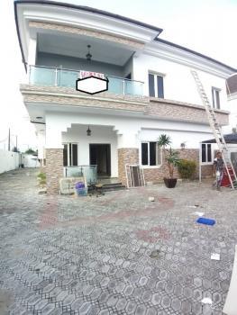 Massive Corner Piece 6 Bedroom Detached House, Lekki Phase 1, Lekki, Lagos, Detached Duplex for Rent