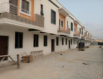 3 Bedroom Terrace Duplex with Bq, Bella Homes 1, Close to Chevron Toll Gate Axis, Lekki, Lagos, Terraced Duplex for Sale