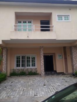 Well and Tastefully Built 3 Bedroom Terraced Duplex with Fitted Kitchen, Ajah, Lagos, Terraced Duplex for Rent