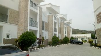 Brand New Serviced 4 Bedroom Terraced Duplex with a Room Bq, Katampe Extension, Katampe, Abuja, Terraced Duplex for Rent
