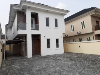 Exquisite 5bed Room Fully Detached House with Boys Quarters, Dimeji Street, Lekki Phase 1, Lekki, Lagos, Detached Duplex for Rent