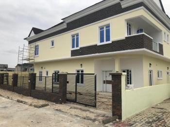 Clean Spacious 5 Bedroom Duplex with Bq, Sangotedo, Crown Estate, Ajah, Lagos, Detached Duplex for Sale