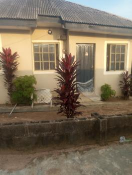 a Standard 2 Bedroom Bungalow on Half Plot of Land, Aboru Iyana-ipaja, Alimosho, Lagos, Detached Bungalow for Sale