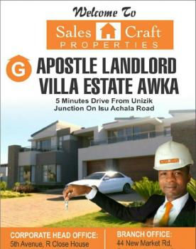 Estate Land, 5minutes Away From Unizik Juntion, Awka, Anambra, Residential Land for Sale