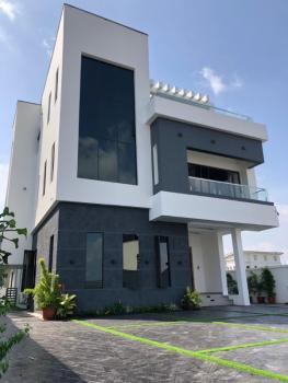 Luxury and Exquisitely Built 5 Bedroom Fully Detached Duplex with a Bq and a Swimming Pool, Pinnock Beach Estate, Lekki, Lagos, Detached Duplex for Sale