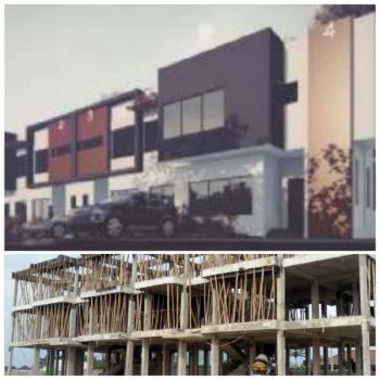 4 Bedroom Terrace Duplex + Bq in Resort Based Estate with Golf Course, Royal Palm Villa, Lekki - Epe Express Way, Ibeju Lekki, Lagos, Terraced Duplex for Sale