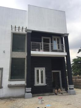 Newly Built 8 Units 4 Bedroom Terrace with 1rm Bq Each  + S/pool + Gym + Generator in a Mini Court, Ikeja Gra, Ikeja, Lagos, Terraced Duplex for Rent