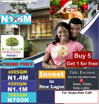 Land in a Good Location with an Affordable Price, Eleko, Ibeju Lekki, Lagos, Mixed-use Land for Sale