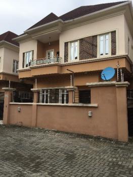 Standard 4bedroom Duplex, in a Gated Estate, Idado, Lekki, Lagos, Detached Duplex for Rent