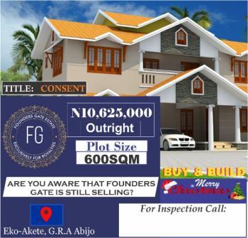 Land. Enjoy The Best Promo Offer This Christmas Season, Ibeju Lekki, Lagos, Mixed-use Land for Sale