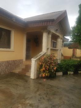 4 Bedroom Bungalow with 2 Living Rooms, Olisa Shobowale, Off Awolowo Road, Hilltop Estate. Radio Area, Erunwen, Ikorodu, Lagos, Detached Bungalow for Sale
