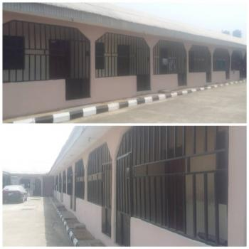 20 Units of Self Contained Hostel with Cofo, Ogor Street, (uniport), Choba, Port Harcourt, Rivers, Self Contained (single Rooms) for Sale