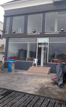 Office Space (upfloor) of 100sqm with 3 Toilets, Chevron Alternative Road, Lekki Expressway, Lekki, Lagos, Office Space for Rent