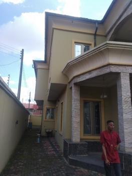 New Detached 4 Bedroom Duplex with Bq, Omole Phase 1, Ikeja, Lagos, Detached Duplex for Sale