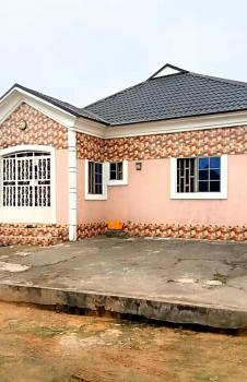 3 Bedroom Bungalow on a Tarred Street with Security, Rumuekini, Port Harcourt, Rivers, Detached Bungalow for Sale