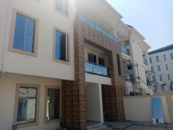 Brand New 4 Bedroom Duplex in with a Bq, Oniru, Victoria Island (vi), Lagos, Semi-detached Duplex for Rent