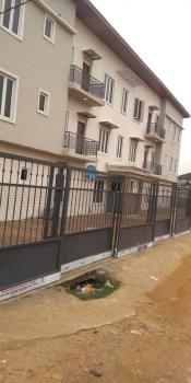 Luxury 3 Bedroom Flat + Bq, Off Yetunde Brown Street, Ifako, Gbagada, Lagos, Flat for Rent