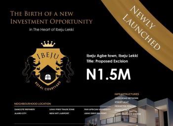 Estate Land, Facing Ibeju Bridge and Near The New International Airport, Ibeju Lekki, Lagos, Residential Land for Sale