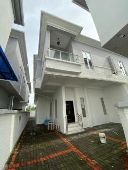 5 Bedroom Semi Detached Duplex (pop Ceiling, in-house Speakers and Cctv Camera), Chevron, Lekki, Lagos, Semi-detached Duplex for Sale