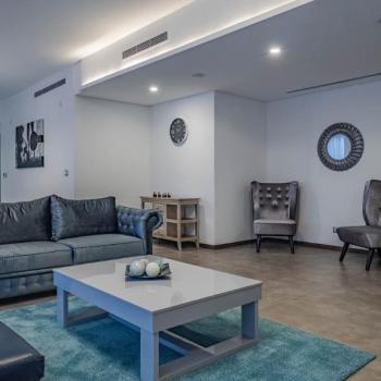 Super Luxury 3 Bedroom Apartment, Off Adeola Odeku, Victoria Island Extension, Victoria Island (vi), Lagos, Flat Short Let