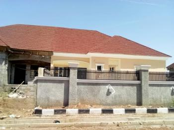 3bedroom Semi-detached Bungalow (carcass)., Harmony Estate, Galadimawa, Abuja, Semi-detached Bungalow for Sale