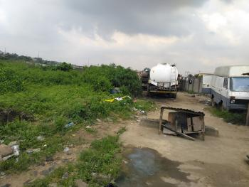 5500sqm Land, By Nnpc, Oregun, Ikeja, Lagos, Commercial Land for Rent
