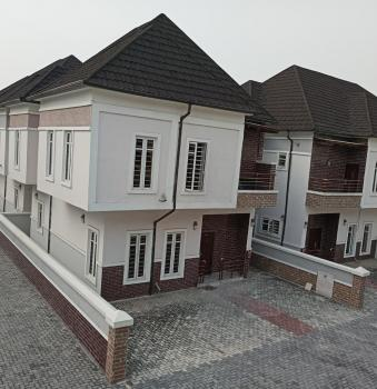 Exotically Finished 4 Bedroom Semi Detached Duplex with Bq, After Chevron Toll Gate, Beside Mega Chicken, Ikota Villa Estate, Lekki Phase 2, Lekki, Lagos, Detached Duplex for Sale