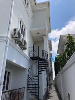 Newly Built 5 Bedroom Terraced Duplex with Bq, Banana Island, Ikoyi, Lagos, Terraced Duplex for Rent