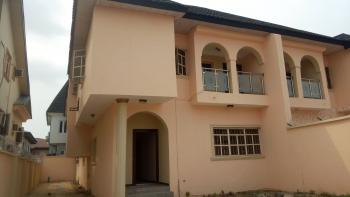 Magnificent and Tastefully Built (4) Bedroom Semi-detached Duplex, Gra, Magodo, Lagos, Semi-detached Duplex for Rent