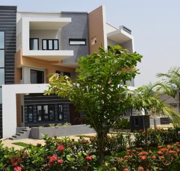 4 Bedroom Luxurious Duplex with Bq, Mbora, Abuja, Semi-detached Duplex for Sale