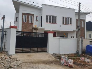 Newly Built Luxury 4bedroom Duplex with a Room Bq, Tastefully Finished, Isheri, Magodo, Lagos, Detached Duplex for Sale