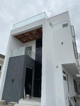 Luxury 5 Bedroom Detached Duplex + Bq, Victory Park Estate, Osapa, Lekki, Lagos, Detached Duplex for Sale