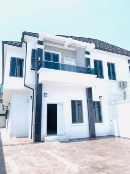 Brand New 4 Bedroom Semi Detached Duplex (self Serviced), Osapa, Lekki, Lagos, Semi-detached Duplex for Rent