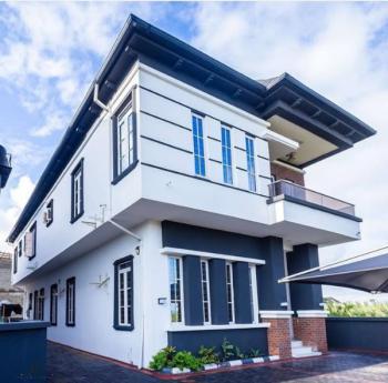 Newly Built Super Finished 5 Bedroom Detached Duplex, Eletu Close Off Shoprite Road, Osapa, Lekki, Lagos, Detached Duplex for Sale