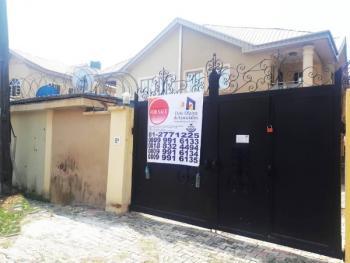 4 Bedroom Semi-detached Duplex with a Room Servant Quarter, Cluster One Estate, Ikota Villa Estate, Lekki, Lagos, Flat for Sale