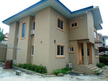 a Well Maintained and Massive Clean 4 Bedroom Fully Serviced Detached Duplex Ensuite with Visitors Toilet with One Room Bq Etc, Osun Crescent, Maitama District, Abuja, Detached Duplex for Rent