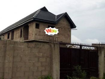 2 Numbers Building Comprising of 6 Flats of 3 Bedroom, Mowe Ofada, Ogun, Block of Flats for Sale