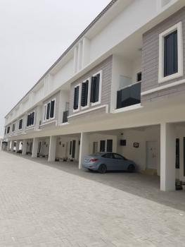 Serviced 3-bedroom Terrace House, Victoria Crest Estate, Lafiaji, Lekki, Lagos, Flat for Sale
