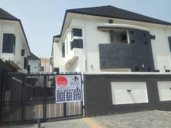 Brand New Strategically Located 5 Bedroom Detached House with a Room Servant Quarter, Opposite Whitesand School, Lekki, Lagos, Detached Duplex for Sale