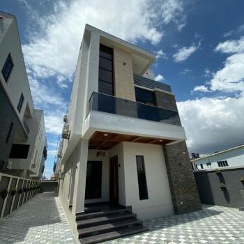 5 Bedroom Detached Duplex with 2 Bqs  (solar Panels, Cctv, Bathtub, Smoke Detectors, Cinema, Security Doors, Swimming Pool), Lekki Phase 1, Lekki, Lagos, Detached Duplex for Sale