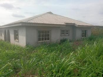 Lovely 4 Bedroom Bungalow Setback on a Full Plot of Land, All Rooms Ensuite, Aiyetoro  Close to Ayobo, Ipaja, Lagos, House for Sale
